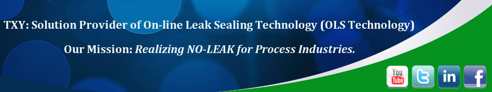 Online Leak Sealing Technology (OLS) provider